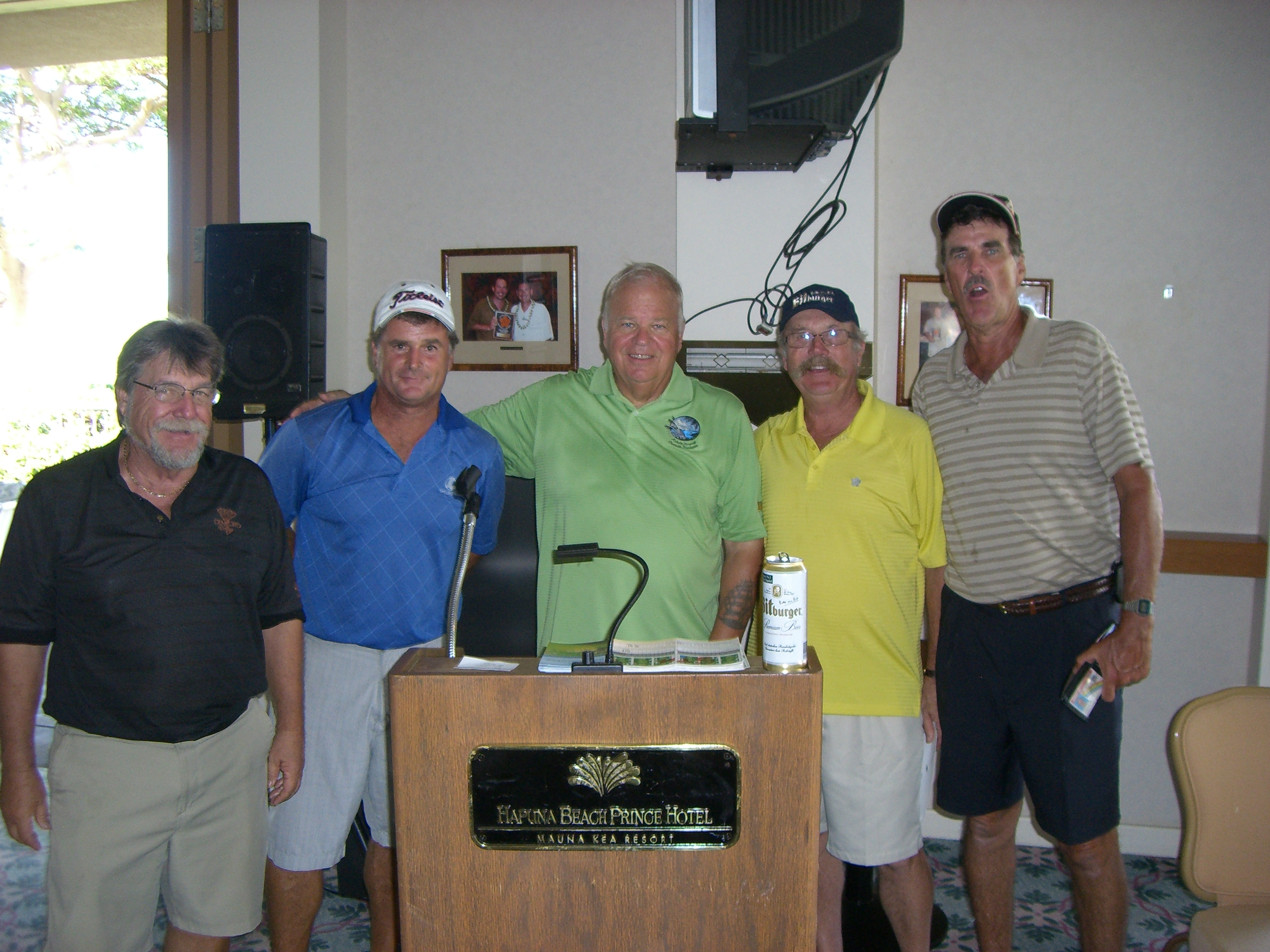 Annual Golf Tournament Images